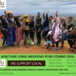 Heritage Long Weekend R100 Combo Special @ Phezulu Safari Park!