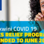 eThekwini COVID 19 – RATES RELIEF PROGRAMME EXTENDED TO JUNE 2021