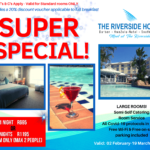 Valentine's Day Accommodation Special
